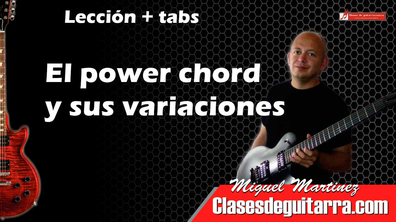 Power chords