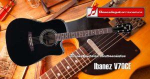 Ibanez V70CE guitarra electroacústica