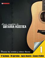 Curso de guitarra acustica 1