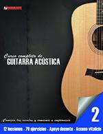Curso de guitarra acustica 2