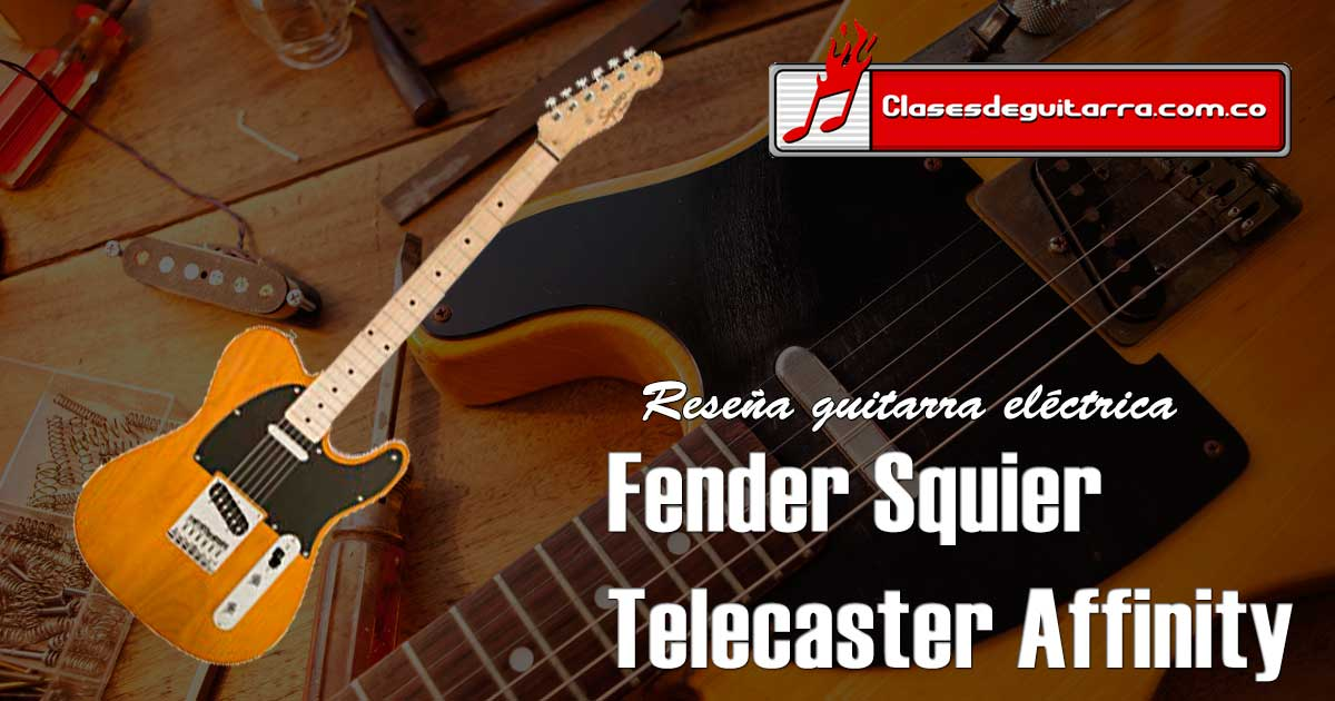 Fender Squier Telecaster Affinity