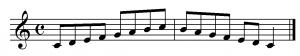 Movimientos melódicos