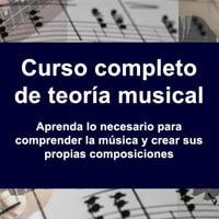 Curso completo de teoría musical