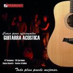 Curso de guitarra para aficionados