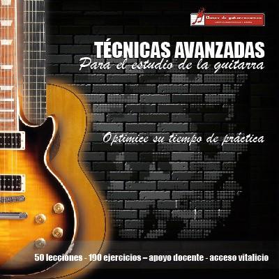 Técnicas avanzadas para el estudio de la guitarra