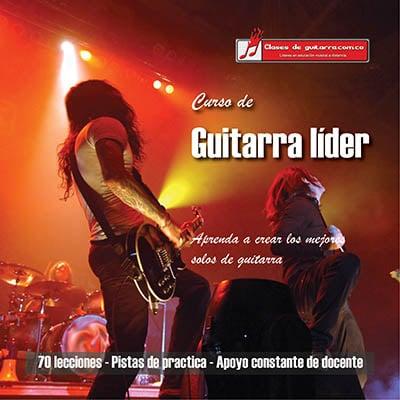 Curso de guitarra líder