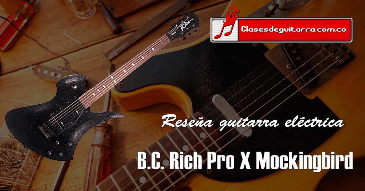 B.C. Rich Pro X Mockingbird