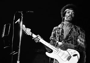 Análisis para el solo de All Along The Watchtower de Jimi Hendrix