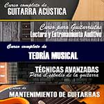 Kit de formación guitarra acústica