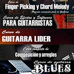 Kit de cursos de guitarra