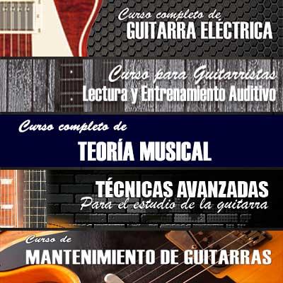 Aprender a tocar guitarra eléctrica