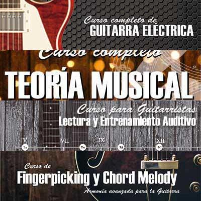 Kit de formación guitarra electrica