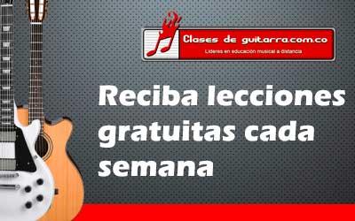 Boletín de Clasesdeguitarra