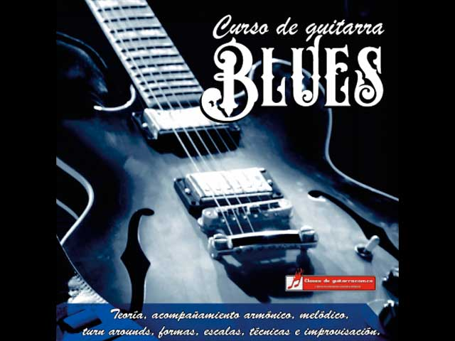 Curso guitarra Blues