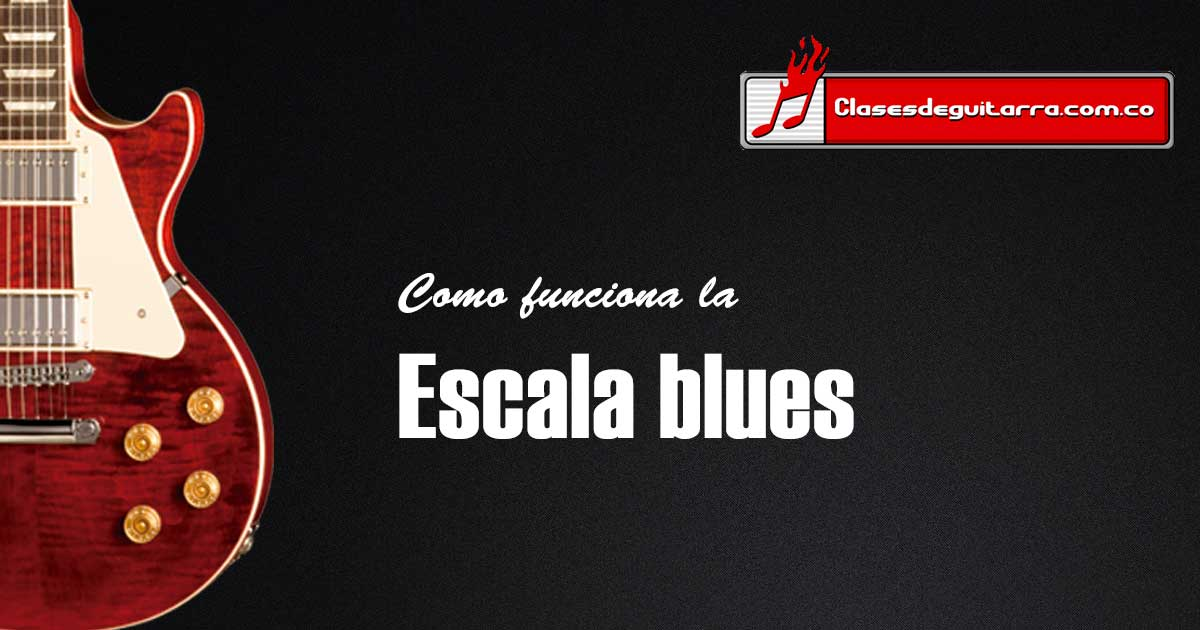 Escala blues