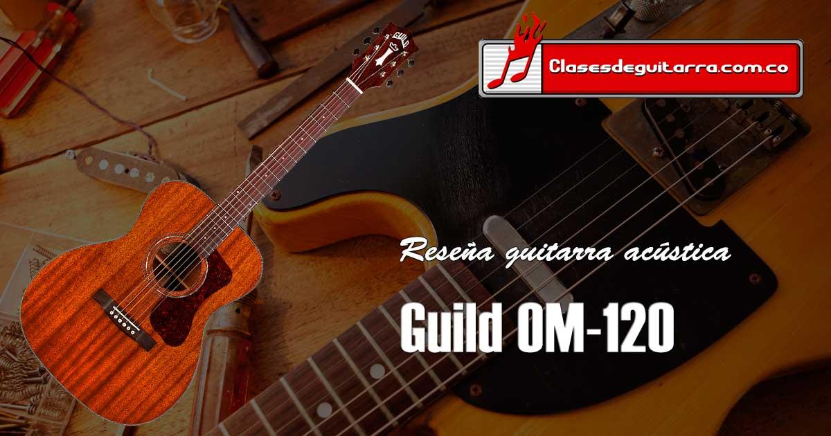 Guild OM-120