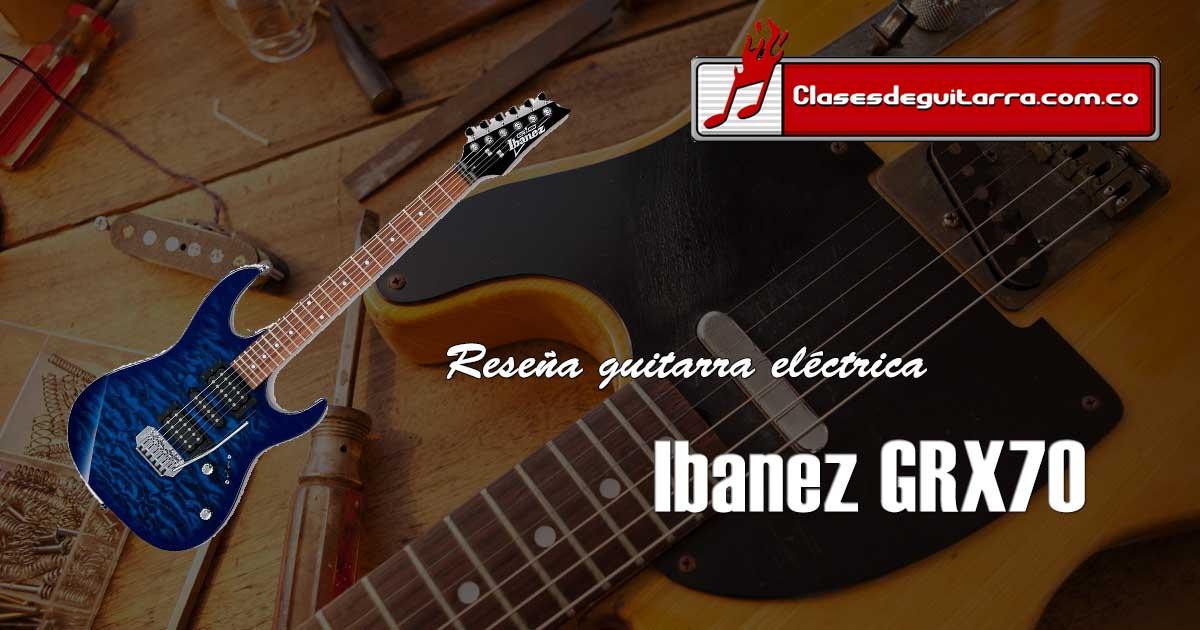 Ibanez GRX70a