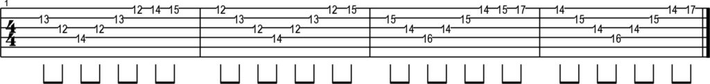 Ejercicio Sweep Picking