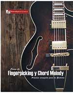 Curso de fingerpicking chord melody y armonía avanzada