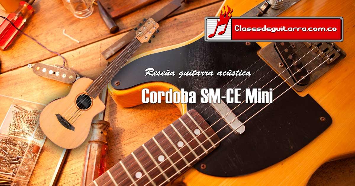Cordoba SM-CE Mini Classical