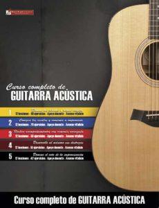 curso completo de guitarra acustica