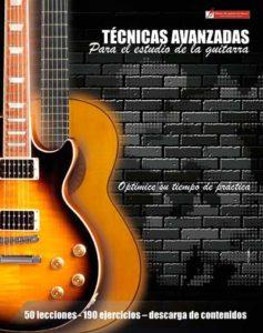 tecnicas avanzadas para el estudio de la guitarra