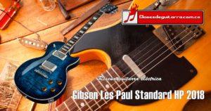 Gibson Les Paul Standard HP 2018
