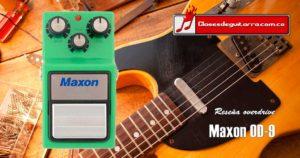 Maxon OD-9