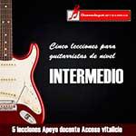 Taller para guitarristas de nivel intermedio