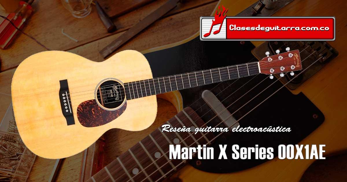 Martin X Series 00X1AE
