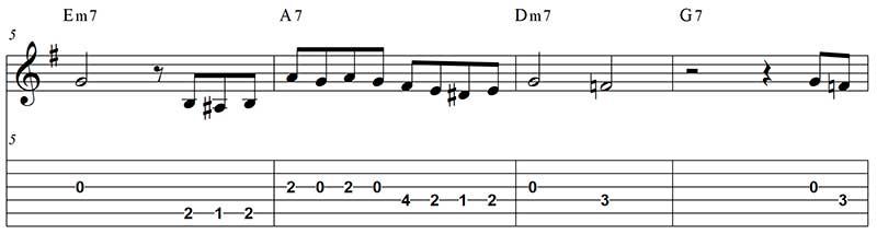 como re armonizar una canción