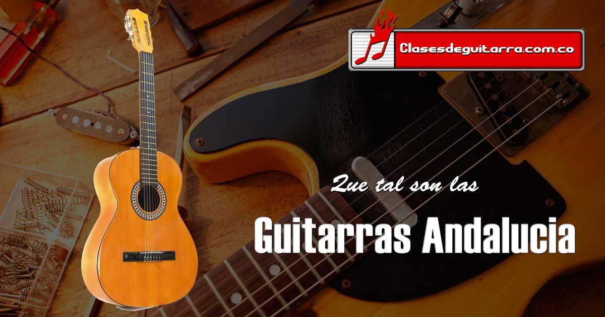 Guitarras Andalucía