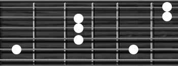 Arpegio quinta cuerda 3