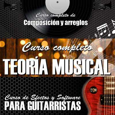 Kit de cursos en composición musical