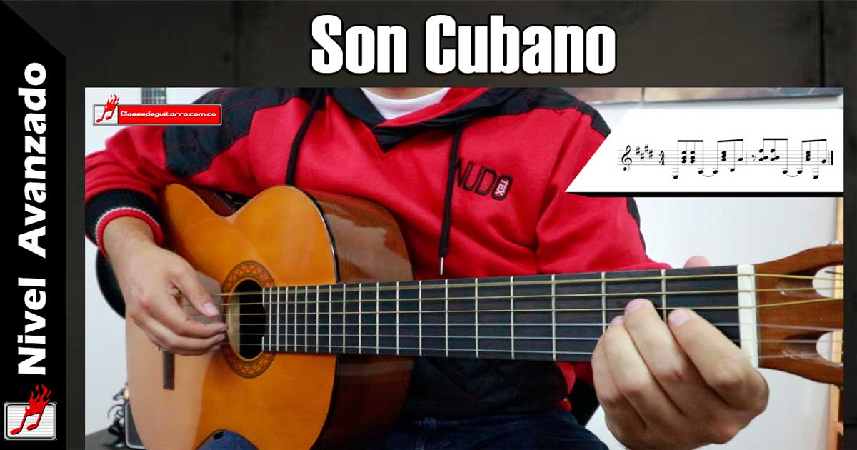 Como tocar Son Cubano en guitarra