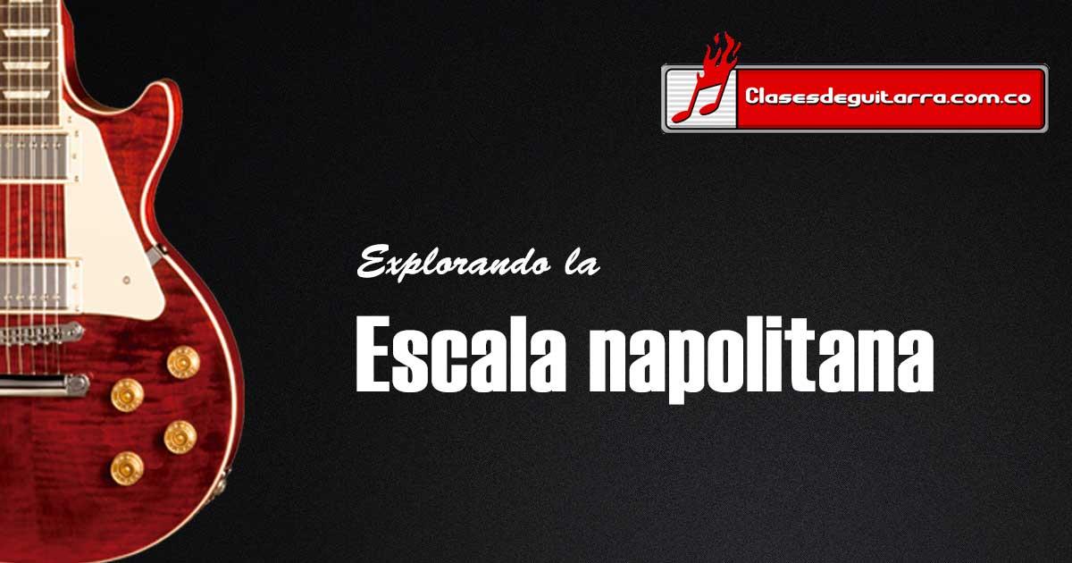 La escala napolitana