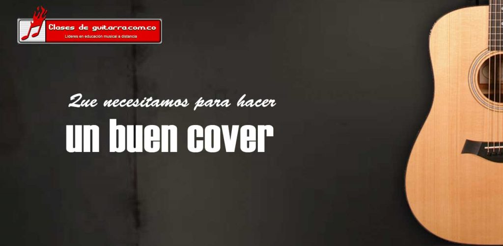 Como hacer un buen cover