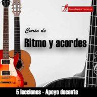Curso de ritmo y acordes para guitarra